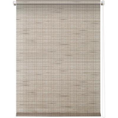 Рулонная штора Рига 7711 бежевый (500х1750 мм)