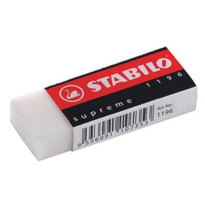 Ластик Stabilo Supreme прямоугольный 62x22x11 мм