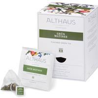 Чай Althaus Grun Matinee зеленый 15 пакетиков