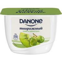 Продукт творожный Danone киви-виноград 3.6% 170 г