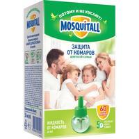 Средство от насекомых Mosquitall от комаров для всей семьи 60 ночей 30 мл