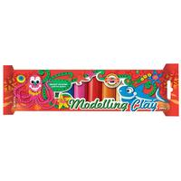 Пластилин классический Koh-I-Noor 10 цветов 200 г