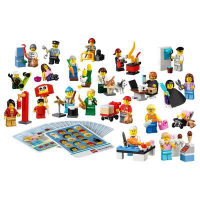 Конструктор базовый Lego Education Городские жители Lego  45022