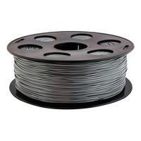 Пластик PLA BestFilament для 3D-принтера серебристый металлик 1,75 мм 1 кг