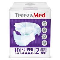 Подгузники Tereza Med super Medium №2 (10 штук в упаковке)