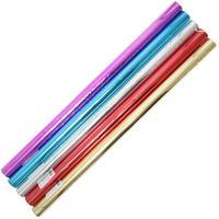 Бумага упаковочная металлик (70x200 см)