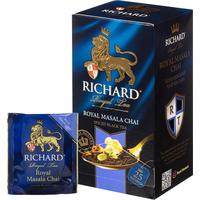 Чай Richard Royal Masala Chai черный 25 пакетиков