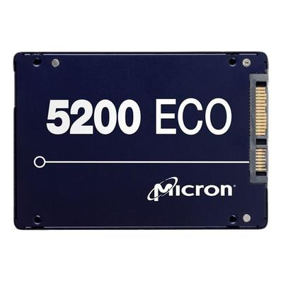 SSD накопитель Crucial Micron 5200 PRO 3840 ГБ (MTFDDAK3T8TDC-1AT1ZA)