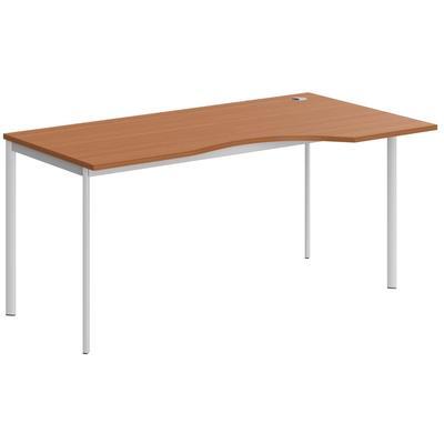 Стол письменный Imago S СА-1S правый (груша арозо, 1600x900x755 мм)