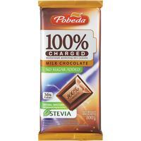 Шоколад Победа Вкуса Charged молочный 100 г