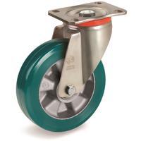 Колесо для тележки поворотное Tellure Rota 200 мм (627516)