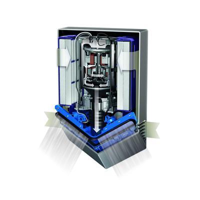 Комплект HEPA-фильтров (2 шт) с ключом для сушилок Dyson  V HU02 965280-01