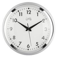 Часы настенные Tomas Stern 8021 chrome (30x30x8 см)