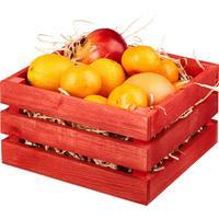 Подарочная фруктовая корзина Цитрусовая №2 4 кг