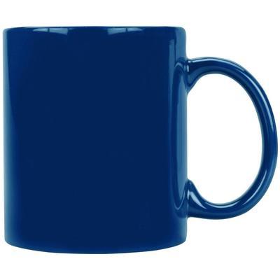 Кружка Марго 320 мл керамика (синяя)