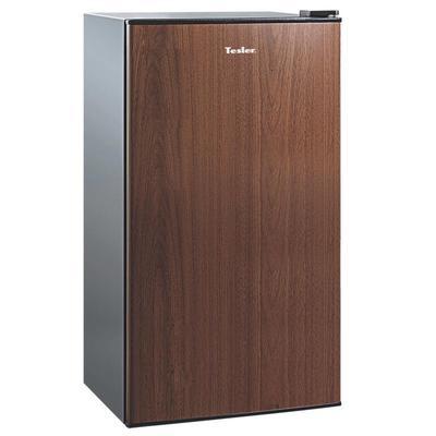 Холодильник однокамерный Tesler RC-95 коричневый