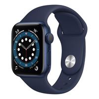 Смарт-часы Apple Watch Series 6 синие