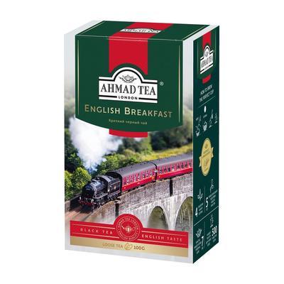 Чай Ahmad Tea черный 100 г