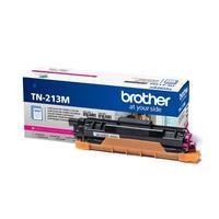 Тонер-картридж лазерный Brother TN-213M пурпурный оригинальный