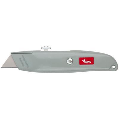 Нож для напольных покрытий металлический корпус (10336)