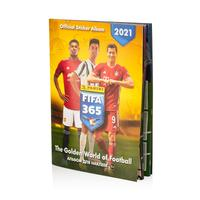 Альбом для наклеек Panini Fifa 365 - 2021