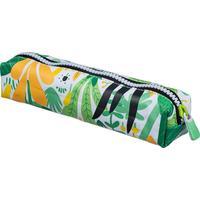 Пенал-тубус Milan Hyde&Seek зеленый 081129HSD