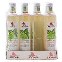 Напиток Ascania лайм и мята 0.5 л (12 штук в упаковке)