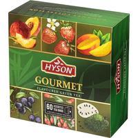 Чай Hyson Gurmet Tea Collection зеленый 60 пакетиков