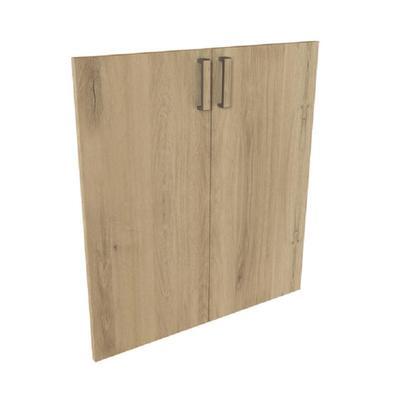 Двери К-977 Приоритет средние (кронберг, 1167x712x18 мм, 2 штуки в упаковке)
