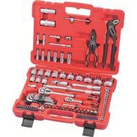 Набор инструмента Matrix слесарно-монтажный 117 предметов (1/4, 1/2, 5/16, артикул поставщика 13587)