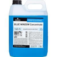 Моющее средство для стекол Pro-Brite Blue Window Concentrate (163-5) 5 л (концентрат)