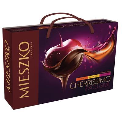 Набор конфет Mieszko Cherrissimo Exclusive в подарочной сумочке 285 г