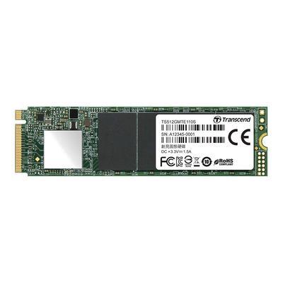 SSD накопитель Transcend MTE110 512 ГБ (TS512GMTE110S)