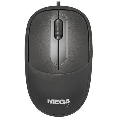 Мышь компьютерная Promega jet Hit MS-380 черная