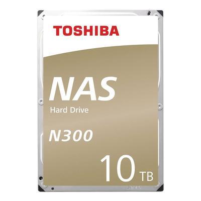 Жесткий диск Toshiba N300 10 ТБ (HDWG11AEZSTA)