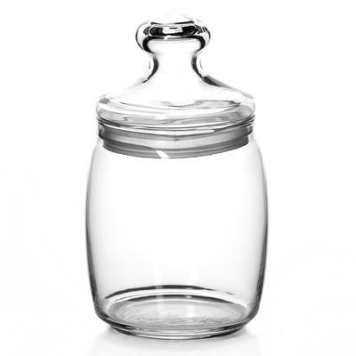 Банка для сыпучих продуктов Pasabahce Cesni стеклянная прозрачная 0.92 л