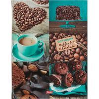 Тетрадь на кольцах Hatber Кофе и шоколад 120 листов А5 в клетку (со сменным блоком)