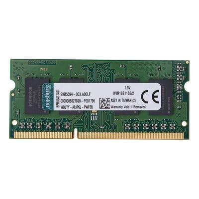 Оперативная память Kingston KVR16S11S6/2 2 Гб (SO-DIMM DDR3)