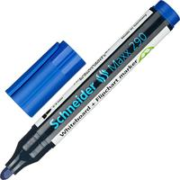 Маркер для досок и флипчарт SCHNEIDER Maxx 290 синий 2-3 мм