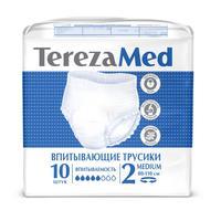 Трусы впитывающие Tereza Med Medium №2 (10 штук в упаковке)
