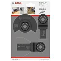 Набор по дереву Starlock универсальный Bosch 3 штуки в упаковке (2608662343)