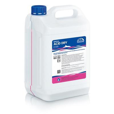 Ополаскиватель для посудомоечных машин Dolphin Imnova Acid Dry 5 л (концентрат)