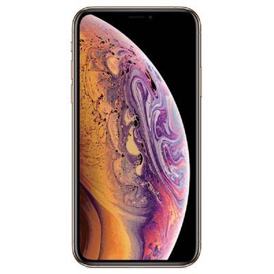 Смартфон Apple iPhone XS Max 256 ГБ золотистый (MT552RU/A)