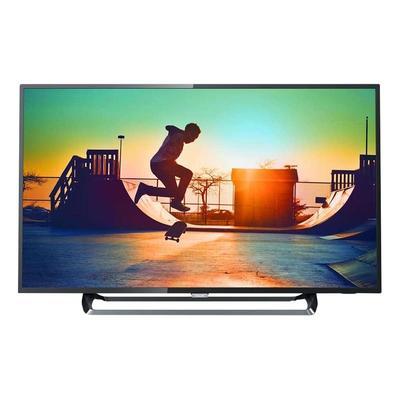 Телевизор Philips 55PUS6262/60. черный/серебристый