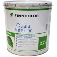 Краска Finncolor Oasis Interior A глубокоматовая 2.7 л