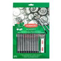 Набор для рисования скетчей Derwent Academy Sketching Bundle