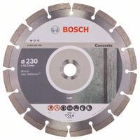 Диск алмазный Bosch Standard for Concrete 230-22.23 мм 2608602200