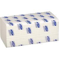Полотенца бумажные листовые Luscan Professional V-сложения 2-слойные 20 пачек по 200 листов (арт.601118)