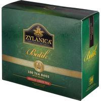 Чай зеленый Zylanica Batik Design 100 пакетиков