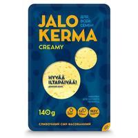 Сыр Jalo Kerma сливочный нарезка 50% 140 г